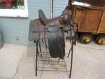 R. T. Frazier Saddle #rhS4